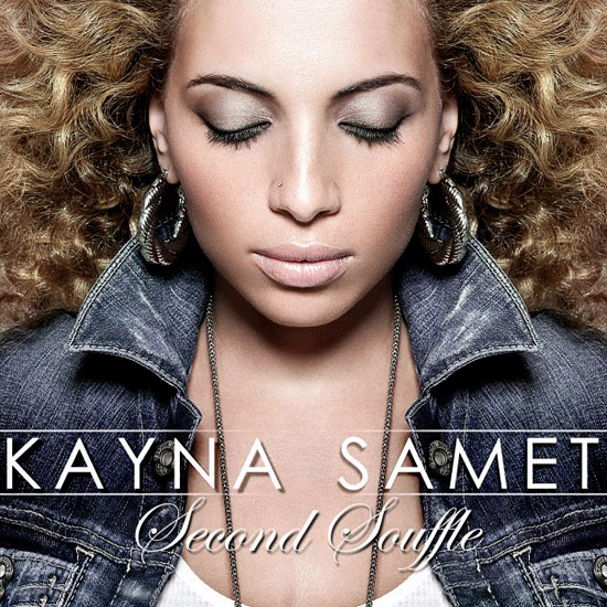 Retouche Kayna Samet - Second Souffle (Single)