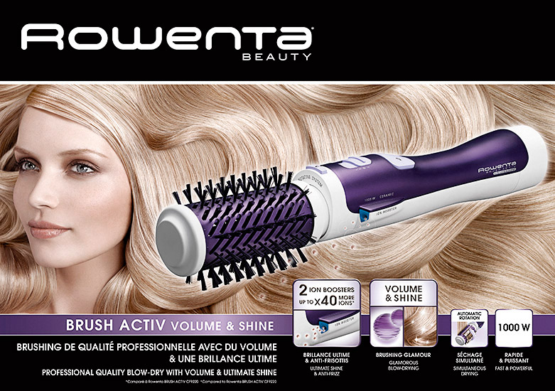Retouche Rowenta/Calor Beauty