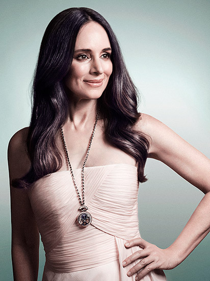 Retouche Madeleine Stowe, actrice