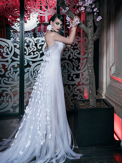Retouche Georges Makaroun Couture