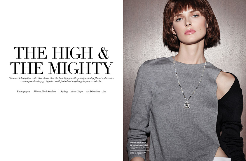 Retouche Manifesto n°31 - Édito The high & the mighty