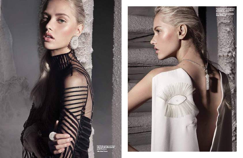 Retouche Manifesto - Édito Treasures of the Snow