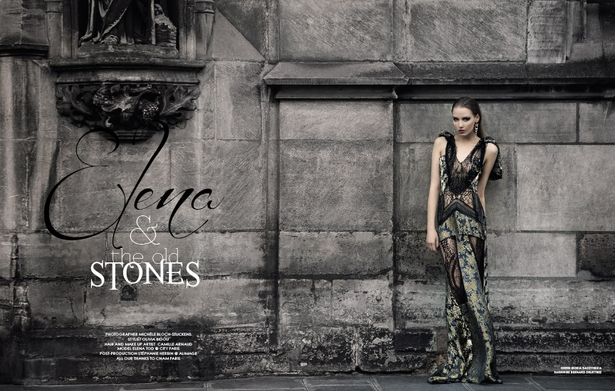Retouche Open n°54 - Elena & The old Stones