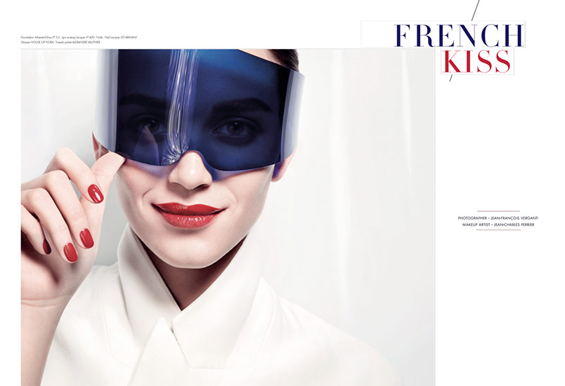 Retouche So Chic n°43 - Édito French Kiss