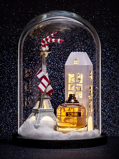 Retouche Heart of Glass - Still Life Noël Parfums